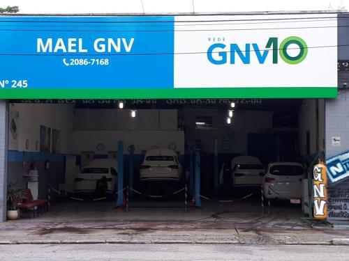 Instalação de Gás Natural Veicular (GNV)